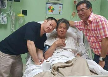 Recomiendan dejar sin efecto el indulto y gracia presidencial otorgada a Alberto Fujimori.