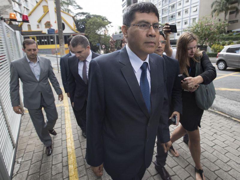Fiscales peruanos interrogaron a Jorge Barata sobre los presuntos aportes a campañas electorales
