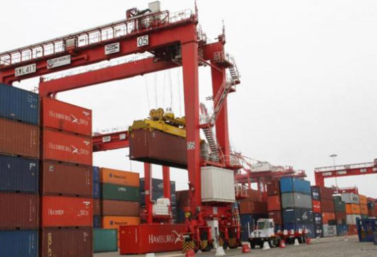 Envíos de productos nacionales a México se contrajeron.