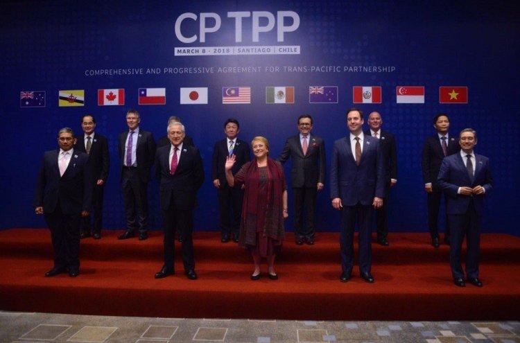El ministro Ferreyros indicó que el acuerdo comercial CPTPP beneficiará a las pymes.