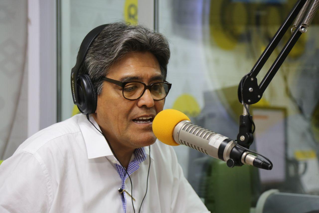 Ministro Abel Salinas