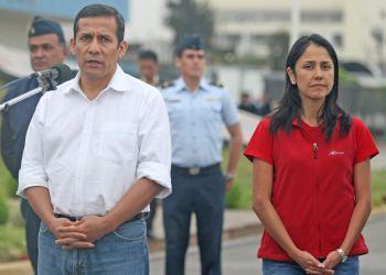Ollanta Humala y Nadine Heredia siguen a la espera de la decisión del TC respecto a su Hábeas Corpus.