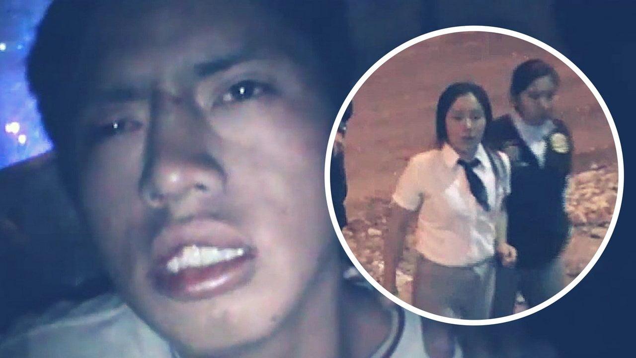Serenazgo y población capturaron a violador