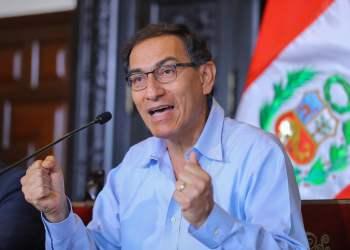 El presidente Vizcarra aseguró que el objetivo de la Cumbre será que todos los países participantes formulen una estrategia conjunta para enfrentar al flagelo de la corrupción.