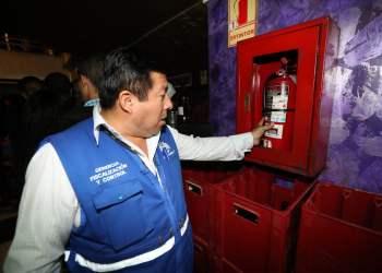 MUNICIPALIDAD DE LIMA CLAUSURA DISCOTECA DONDE SE EXPENDÍAN DROGAS ILEGALES