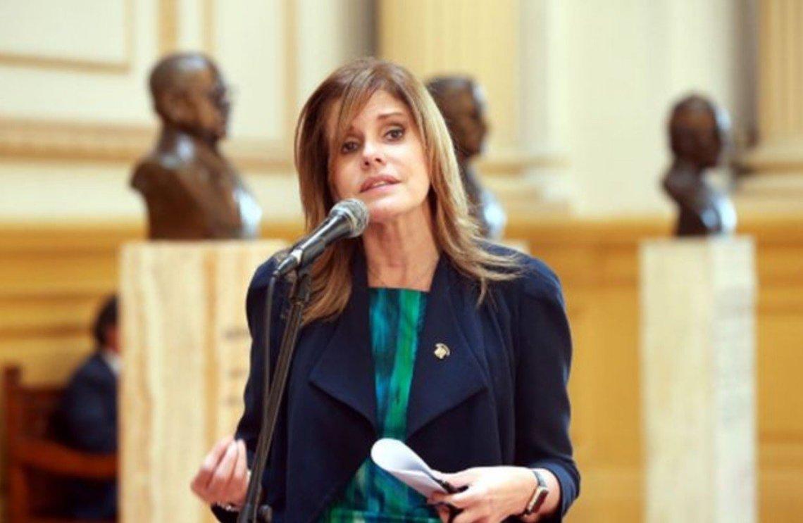 Mercedes Aráoz calificó como mal manejo periodístico la información de Correo.