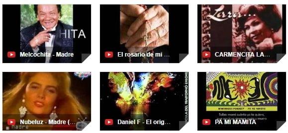 Canciones peruanas en el Día de la Madre