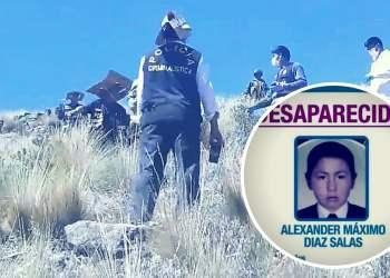 Encuentran cuerpo sin vida de niño secuestrado en el Cusco