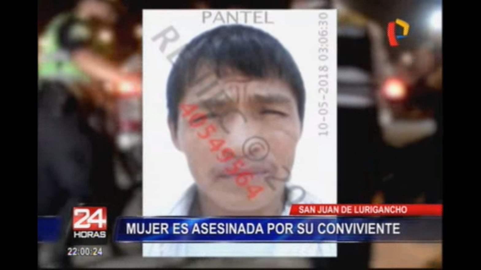 Hombre que asesinó a madre de sus 4 hijos en SJL se quitó la vida