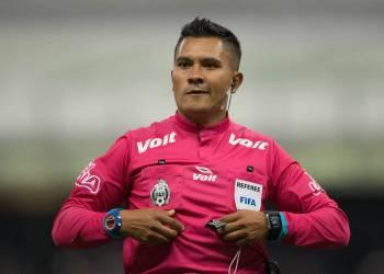 El mexicano Fernando Guerrero arbitrará el Perú vs Escocia en el Estadio Nacional de Lima.