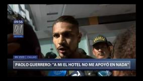 Paolo Guerrero Canal N