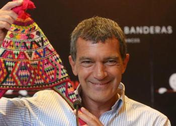 Antonio Banderas en Perú
