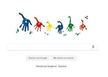 Doodle del Día del Padre con Google