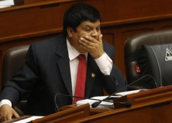 Galván retiró proyecto de Ley que buscaba fortalecer la profesión de los periodistas.