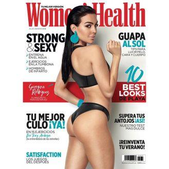 Georgina Rodríguez en portada
