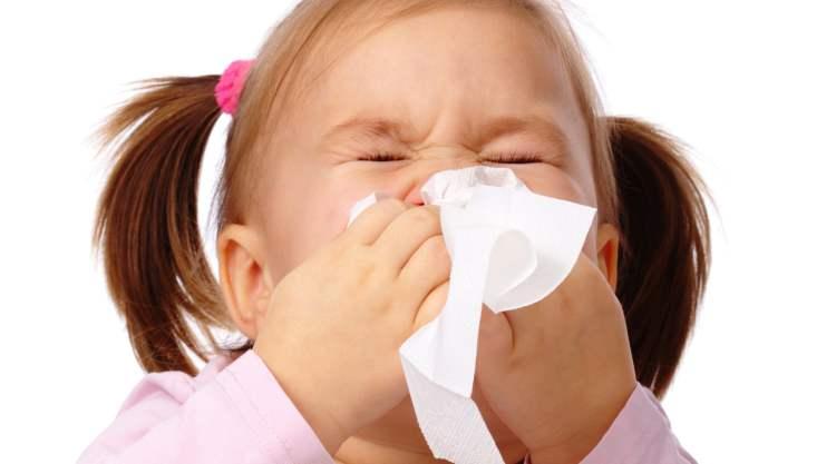 Influenza en niños