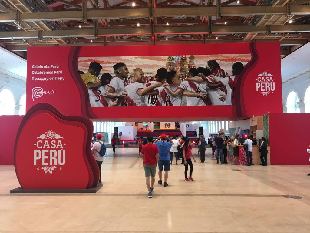 Adex: Casa Perú en Rusia permitió identificar oportunidades para exportar