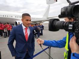 Selección llega a Rusia 2018