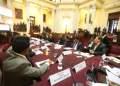 Insistencia de la norma que busca prohibir la publicidad estatal en medios de comunicación privados será debatida en el Pleno.