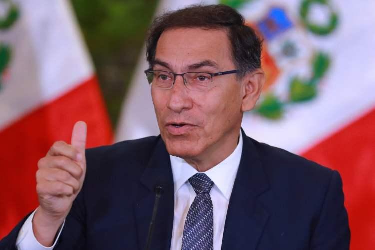 El presidente Vizcarra remarcó que todas las entidades, agentes económicos y ciudadanos deben contribuir al crecimiento del país.