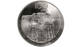 Moneda conmemorativa de Bellas Artes