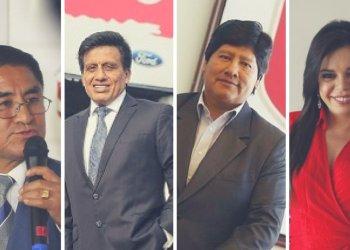 Nuevo audio complica a Antonio Camayo, César Hinostroza y Edwin Oviedo