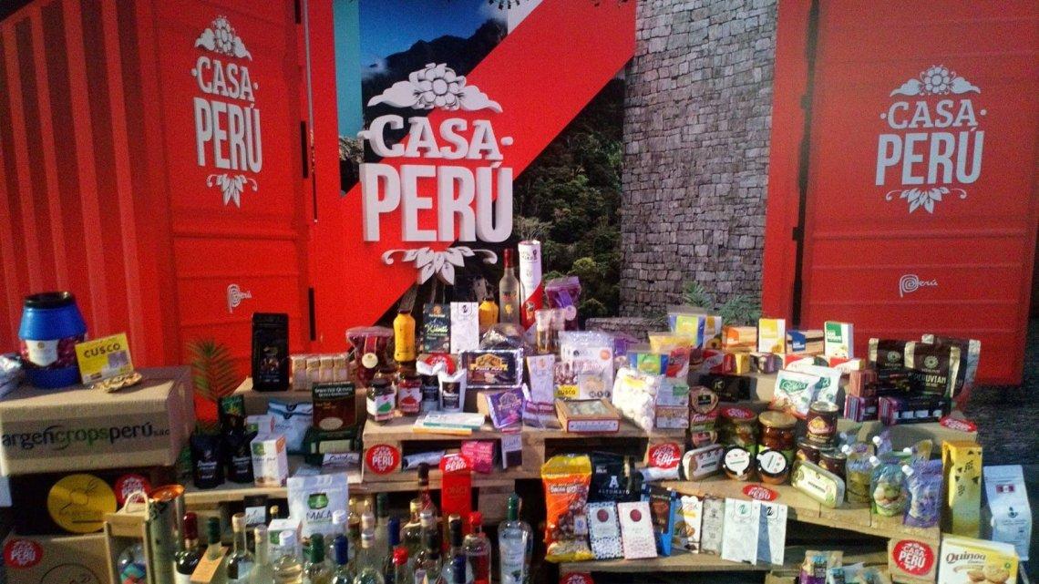 Las exportaciones peruanas a Rusia son dominadas por los productos agroindustriales.