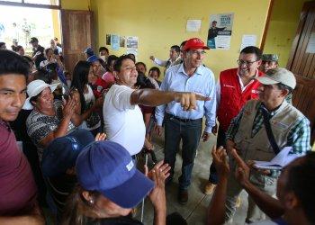 El presidente Vizcarra subrayó que el narcotráfico y la corrupción son un cáncer para el Perú.