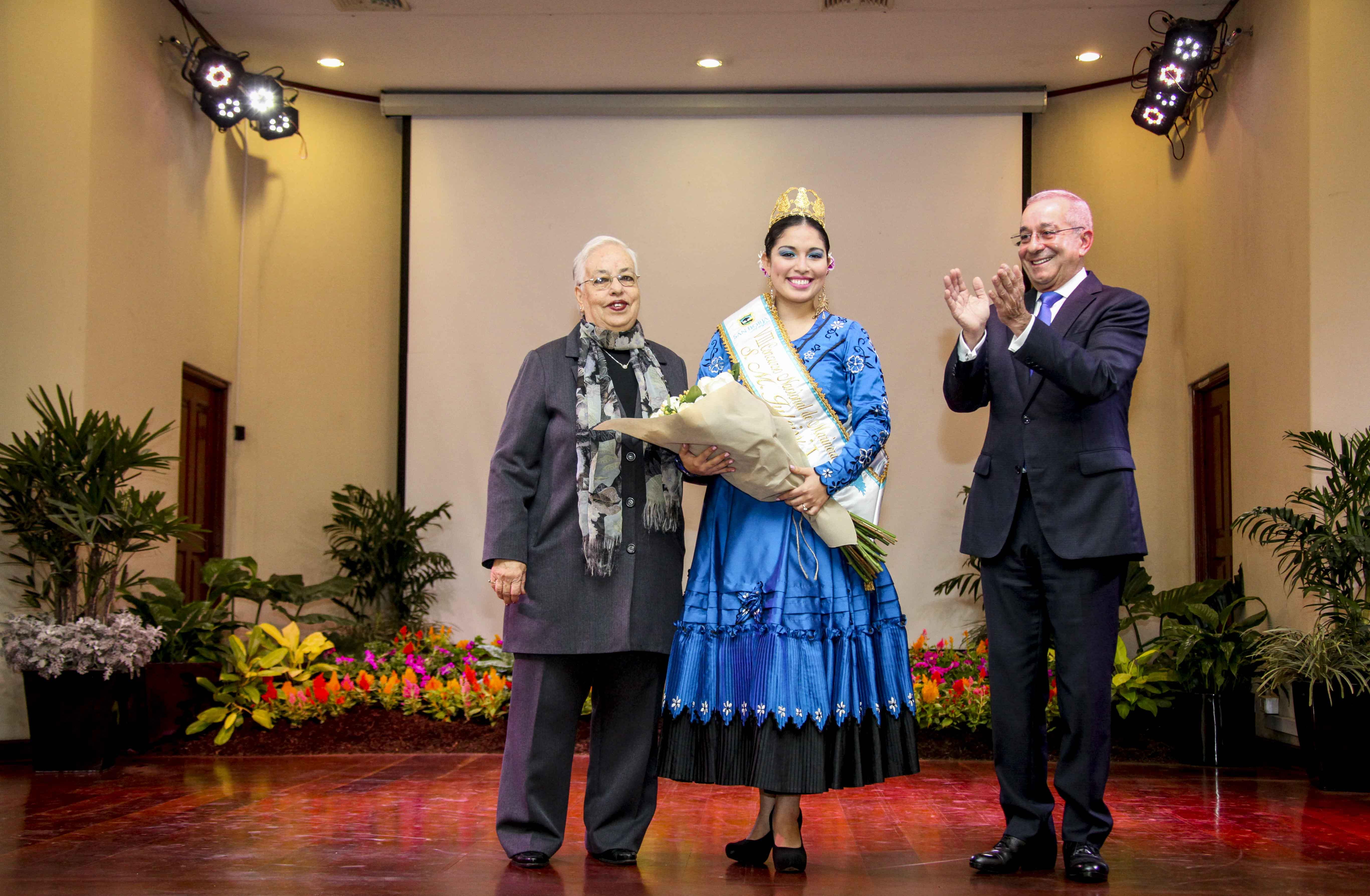 Concurso de Marinera Norteña de San Borja, a beneficio de los pacientes del ex Hospital del Niño