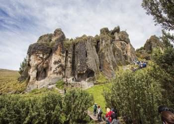 Bosque de Piedras de Cumbemayo- Cajamarca