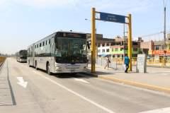 Metropolitano tendrá horario especial en feriado por Santa Rosa de Lima