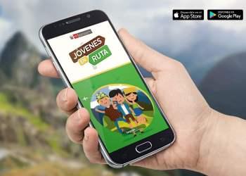 """Disponible en IOS y Android: aplicativo """"Jóvenes en Ruta"""" ofrece más de 150 ofertas en turismo"""