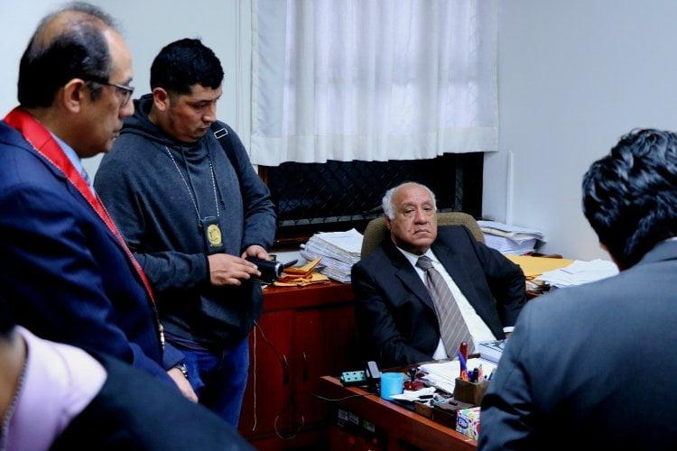 Juez Emilio Gonzales Chávez