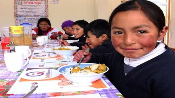 En primera mitad del año Midis - Qali Warma distribuyó más de 76 mil toneladas de alimentos