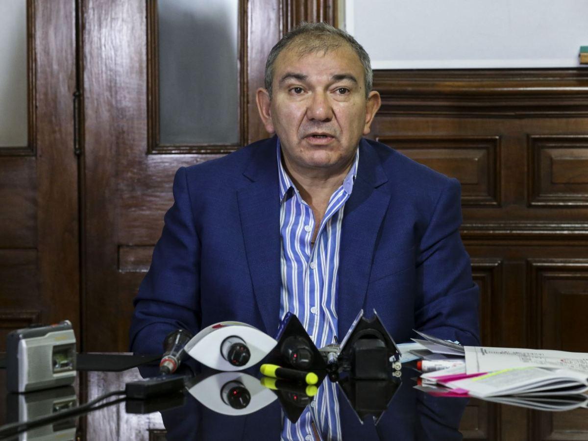 Oficial Mayor del Congreso José Cevasco fue removido del cargo