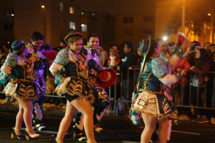 Callao: Gran Pasacalle Folklórico puso color, alegría e hizo bailar a chalacos
