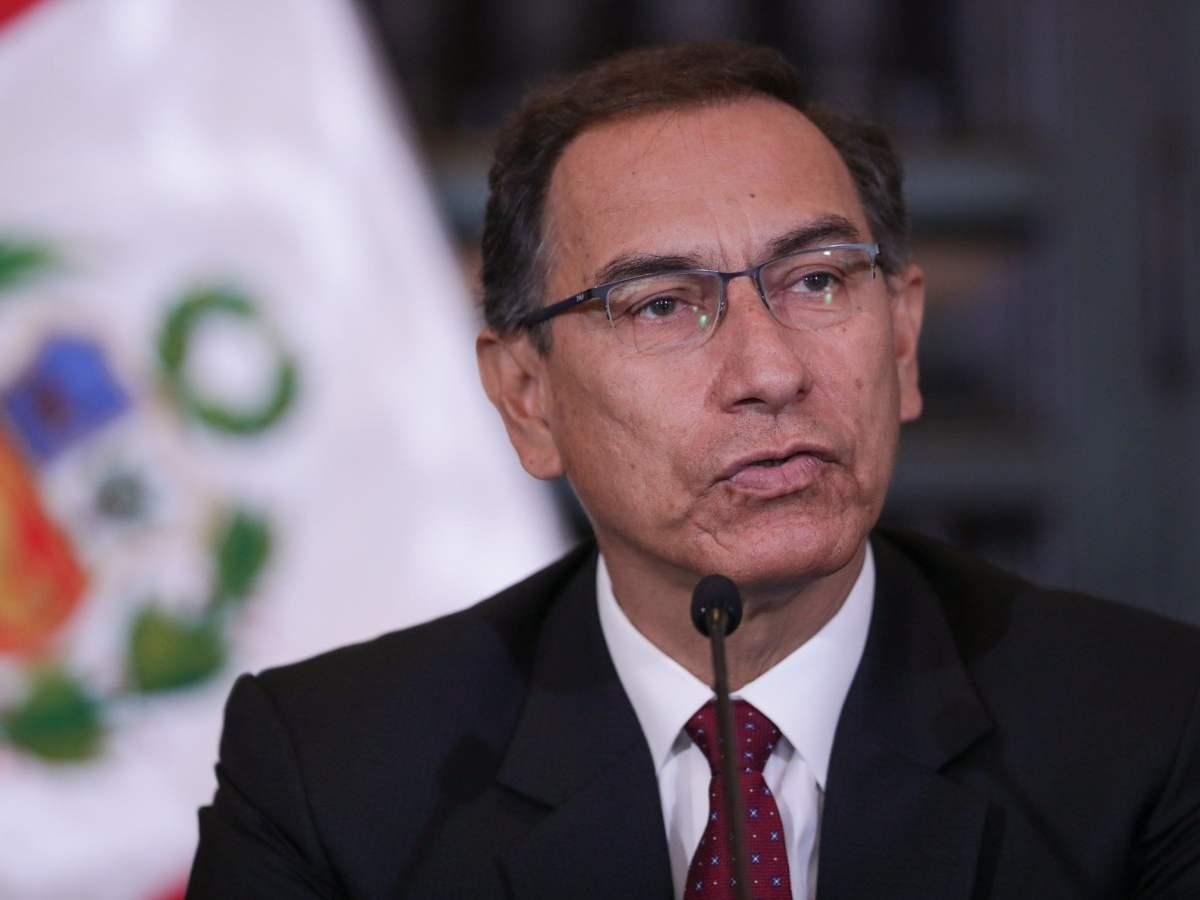 """Martín Vizcarra: """"No tenemos partido político y nuestra bancada es pequeña"""""""