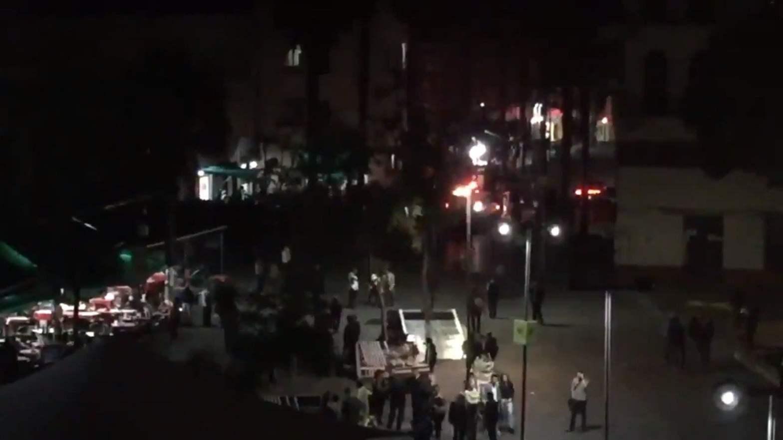 Balacera en Plaza Garibaldi deja tres muertos