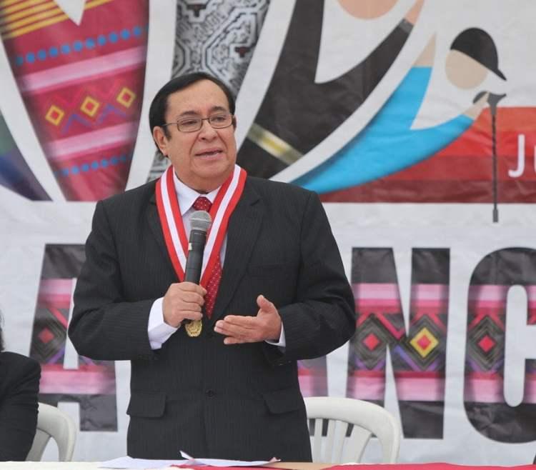 Víctor Prado Saldarriaga negó pago de reintegros u homologación a jueces