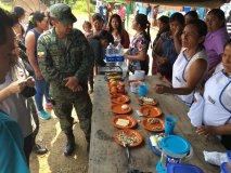 Minsa realiza acciones de prevención de riesgo de desastres en la frontera con Ecuador