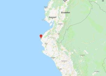 Sismo en Talara Piura Perú