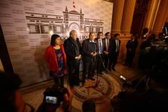 Bancada de Nuevo Perú alerta que referéndum aún corre riesgo