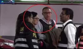 Ana Herz y Pier Figari, asesores de Keiko Fujimori pasan control judicial   VIDEO
