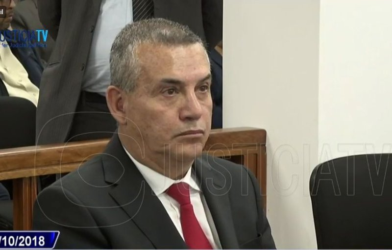 Daniel Urresti escucha sentencia