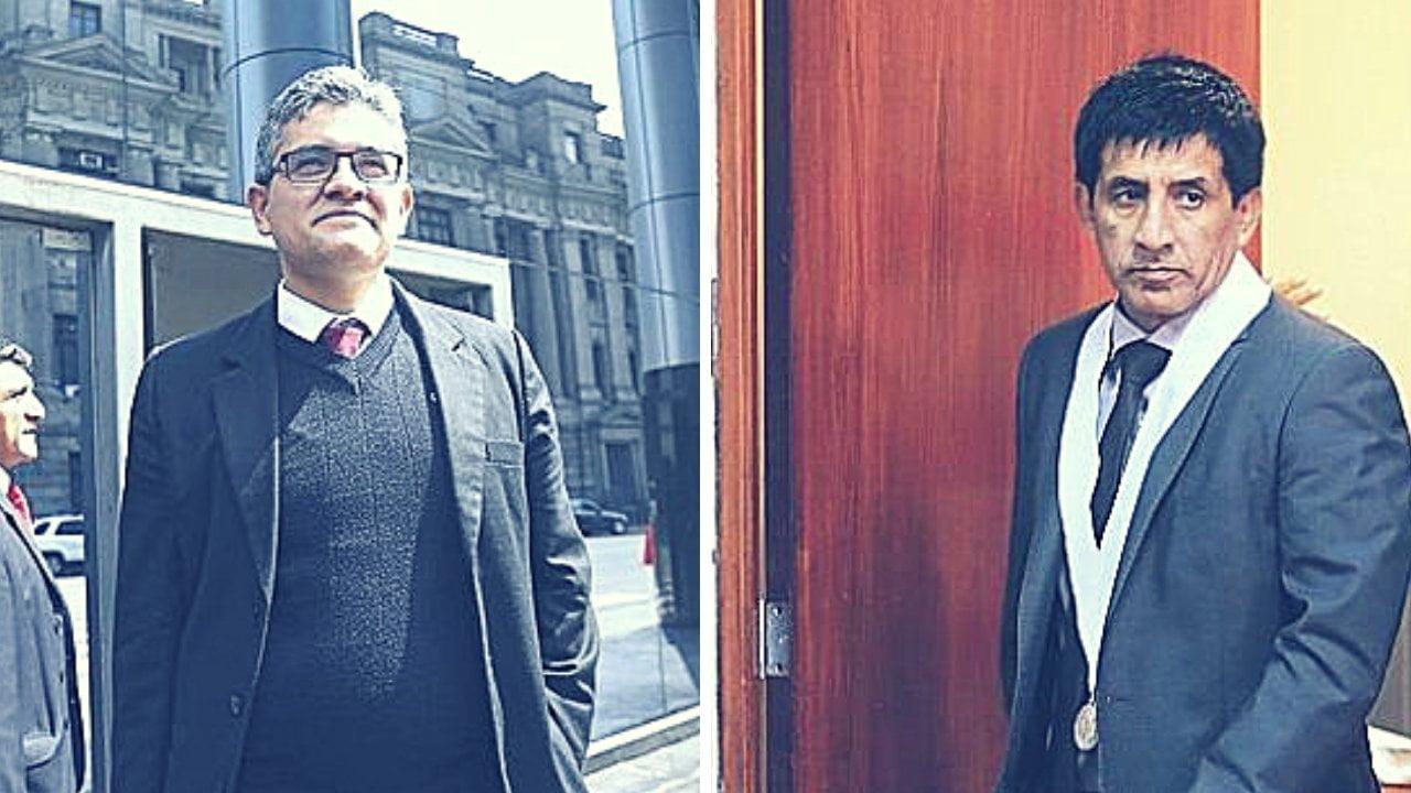 Juez Concepción Carhuancho y fiscal Domingo Pérez entre los más poderosos