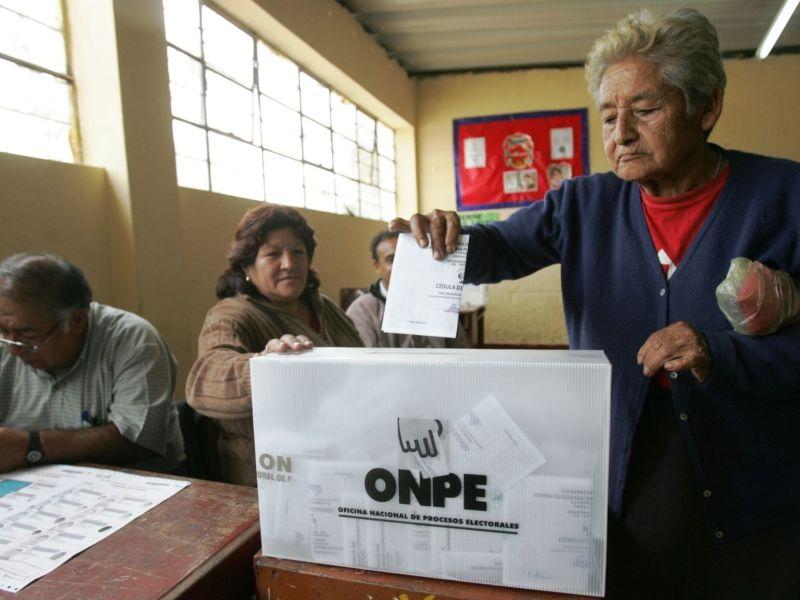 Mira aquí donde votar en las elecciones del domingo