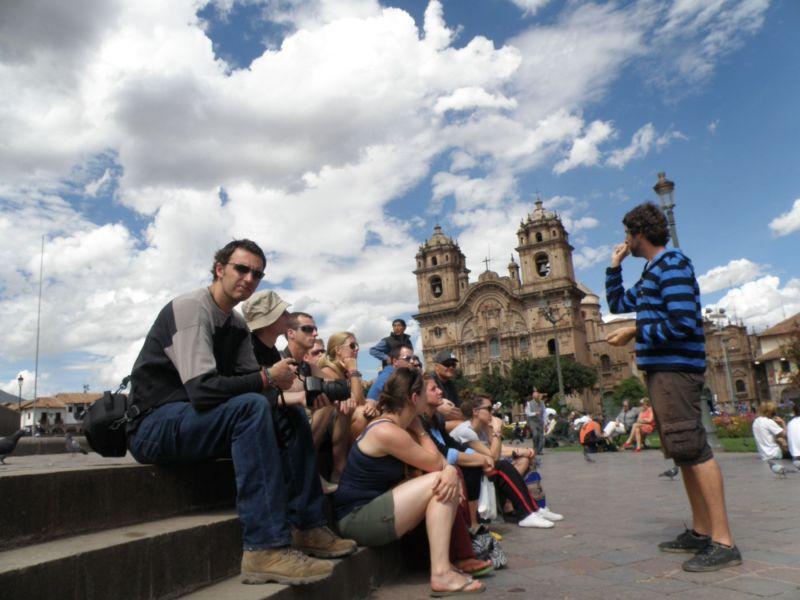 Turismo en el Perú y Cusco