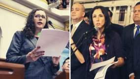 Comisión Lava Jato pide acusar a Nadine Heredia por lavado de activos