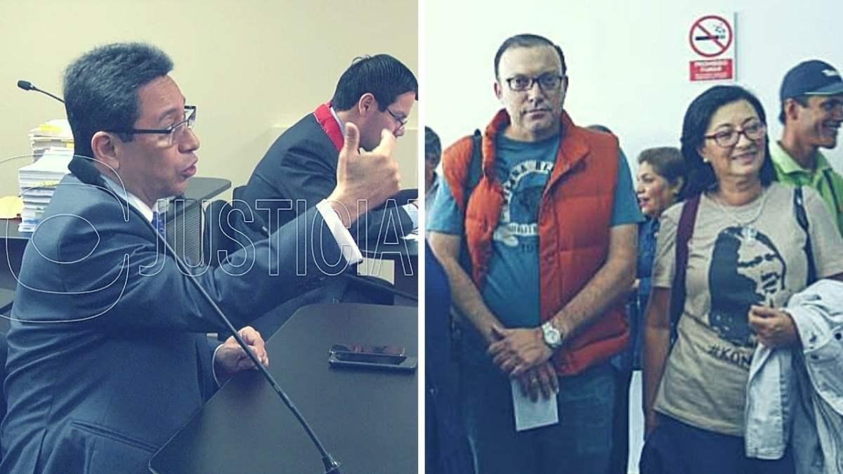 Humberto Abanto deja defensa de Pier Figari y Ana Herz tras confesión de Yoshiyama