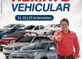 SAT rematará 500 vehículos a bajos precios en última subasta